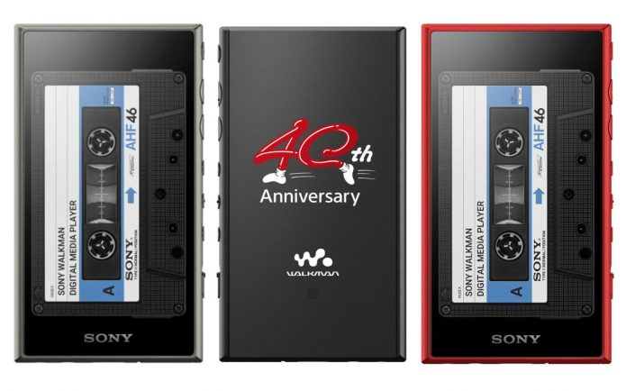 Sony Walkman NW-A100TPS