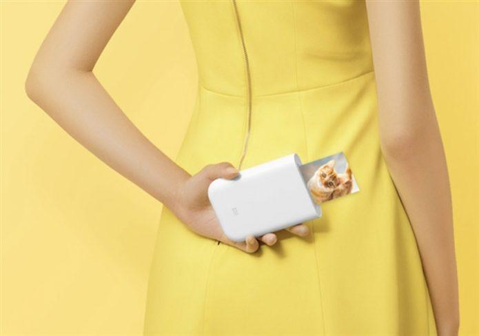 Mi Pocket Photo Printer