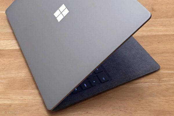 Ноутбук Microsoft Surface Laptop 3 с экраном 15 дюймов представят в октябре