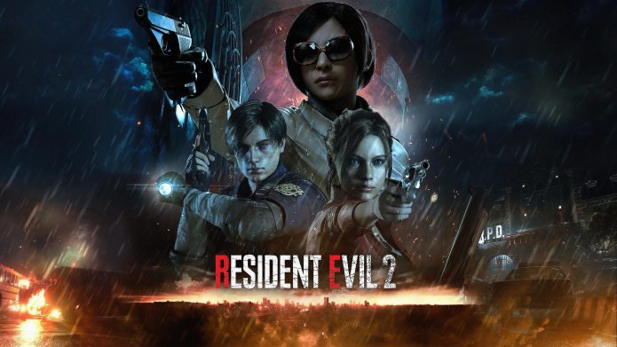 Игра Resident Evil 2 Remake