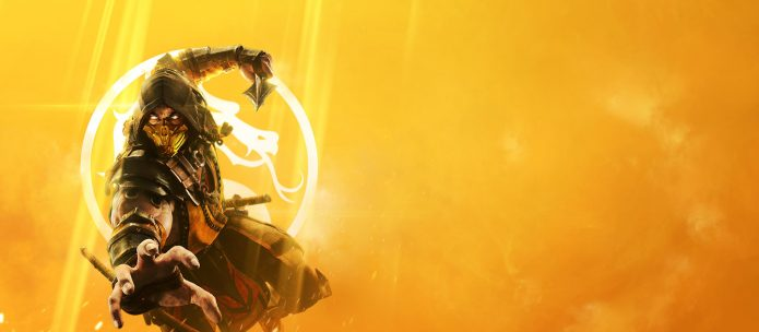 Игра Mortal Kombat 11