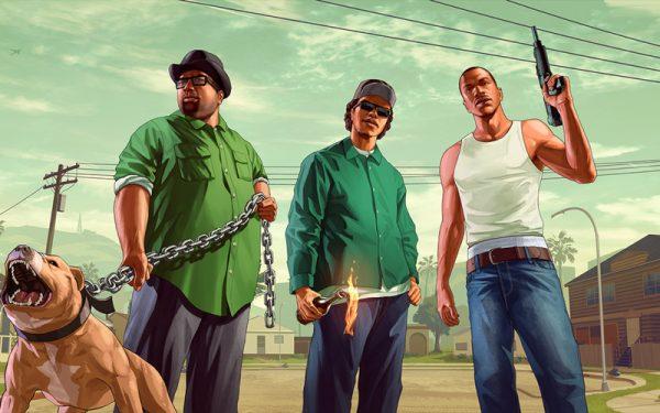 15 секретов и пасхалок в GTA San Andreas, о которых вы, возможно, забыли