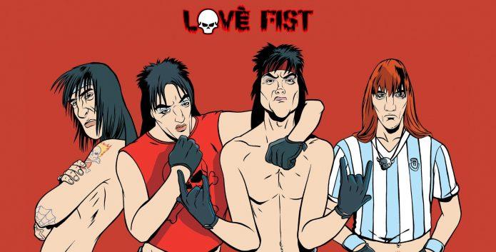 Love Fist GTA San Andreas