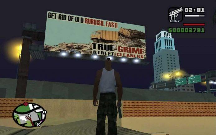 True Crime в GTA San Andreas