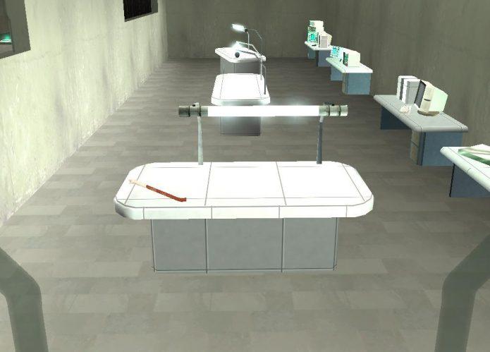 Отсылка к игре Half-Life в GTA San Andreas