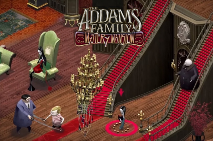 Addams Family Mystery Mansion