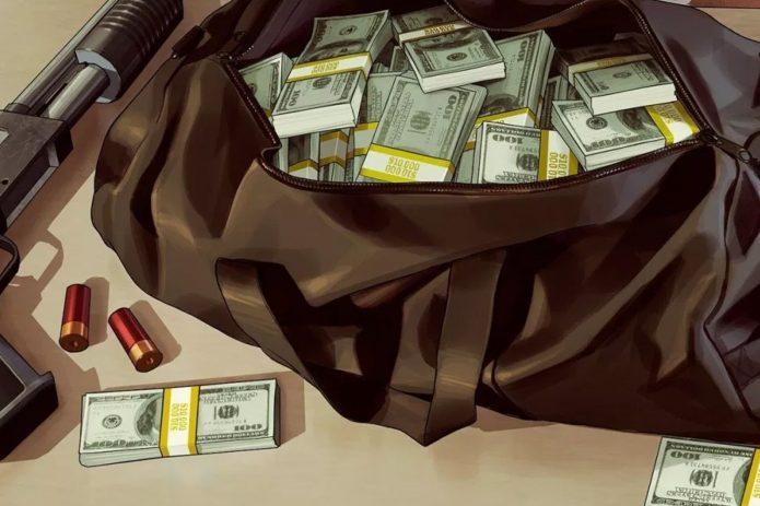 Деньги в игре GTA