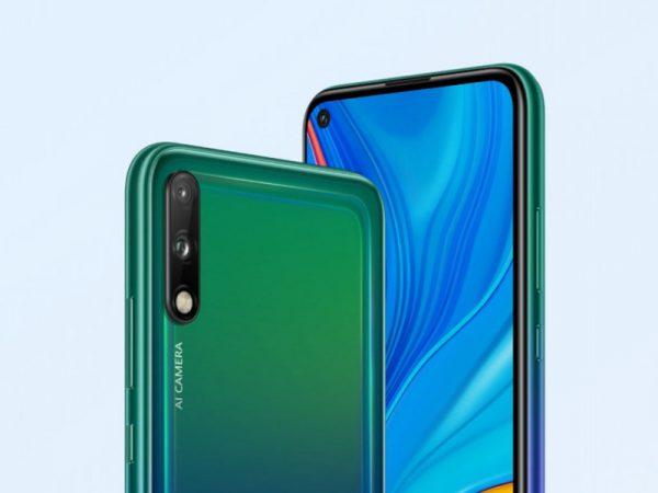 Бюджетный смартфон Huawei Enjoy 10 получил экран с круглым вырезом