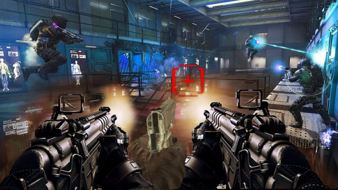 Читерство в игре Call of Duty
