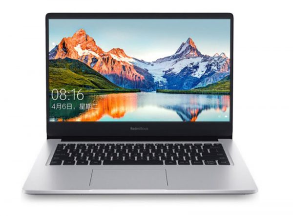 В Китае стартовал приём предзаказов на лэптоп RedmiBook 14 Ryzen Edition