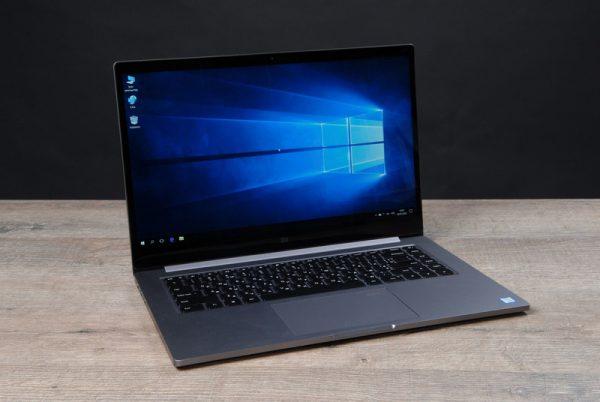 Лэптоп Xiaomi Mi Notebook Pro 15.6 Enhanced Edition оснащается процессорами Intel Comet Lake