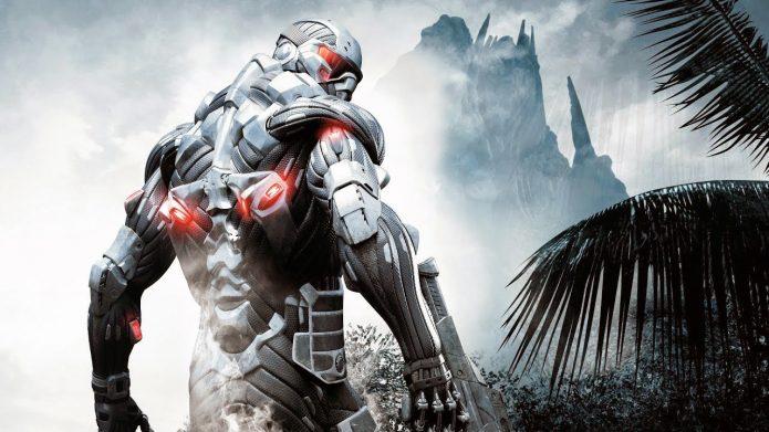 Нанокостюм из игры Crysis