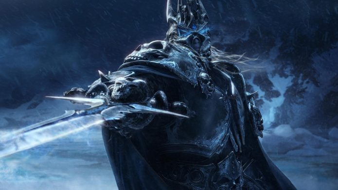 Король-лич из Warcraft