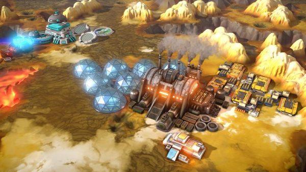 DLC для Offworld Trading Company сбросили полцены