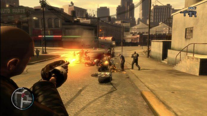 Геймплей в Grand Theft Auto IV