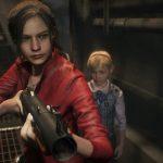 Геймплей в Resident Evil 2