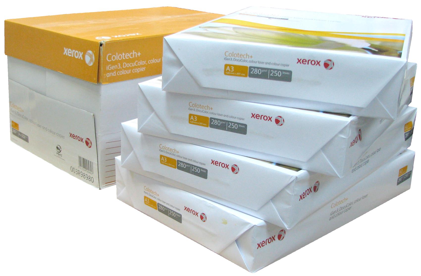 Офисная бумага Xerox