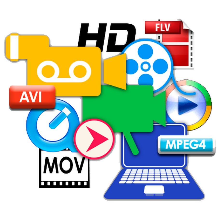 Форматы видеофайлов