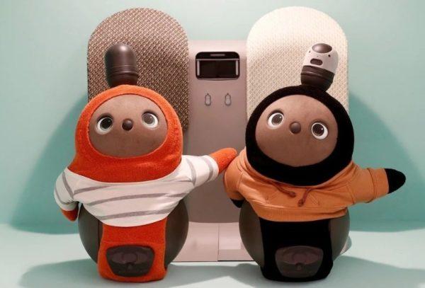 Робот для доставки туалетной бумаги и другие странные экспонаты с недавней выставки CES 2020