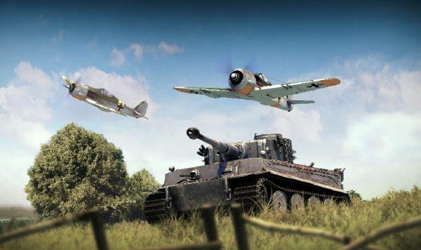 Почувствовать себя танкистом: 8 игр, где надо управлять боевыми машинами
