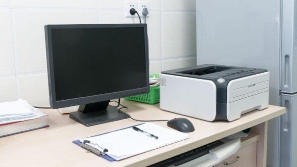 Что делать, если компьютер не видит принтер
