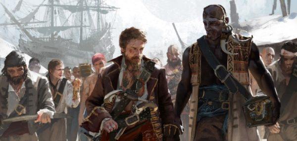 5 самых атмосферных игр про пиратов