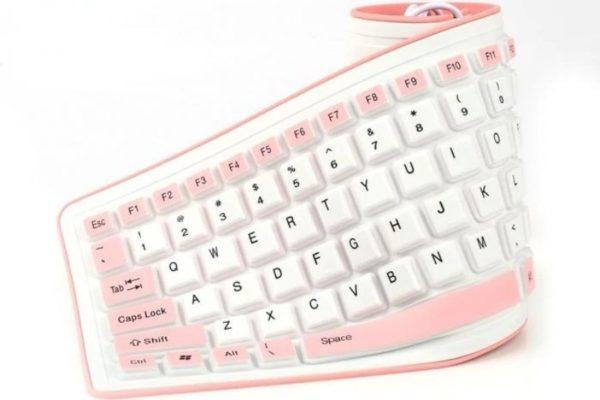 Гнущиеся, тонкие и светящиеся: необычные клавиатуры с AliExpress не дороже 1000 рублей
